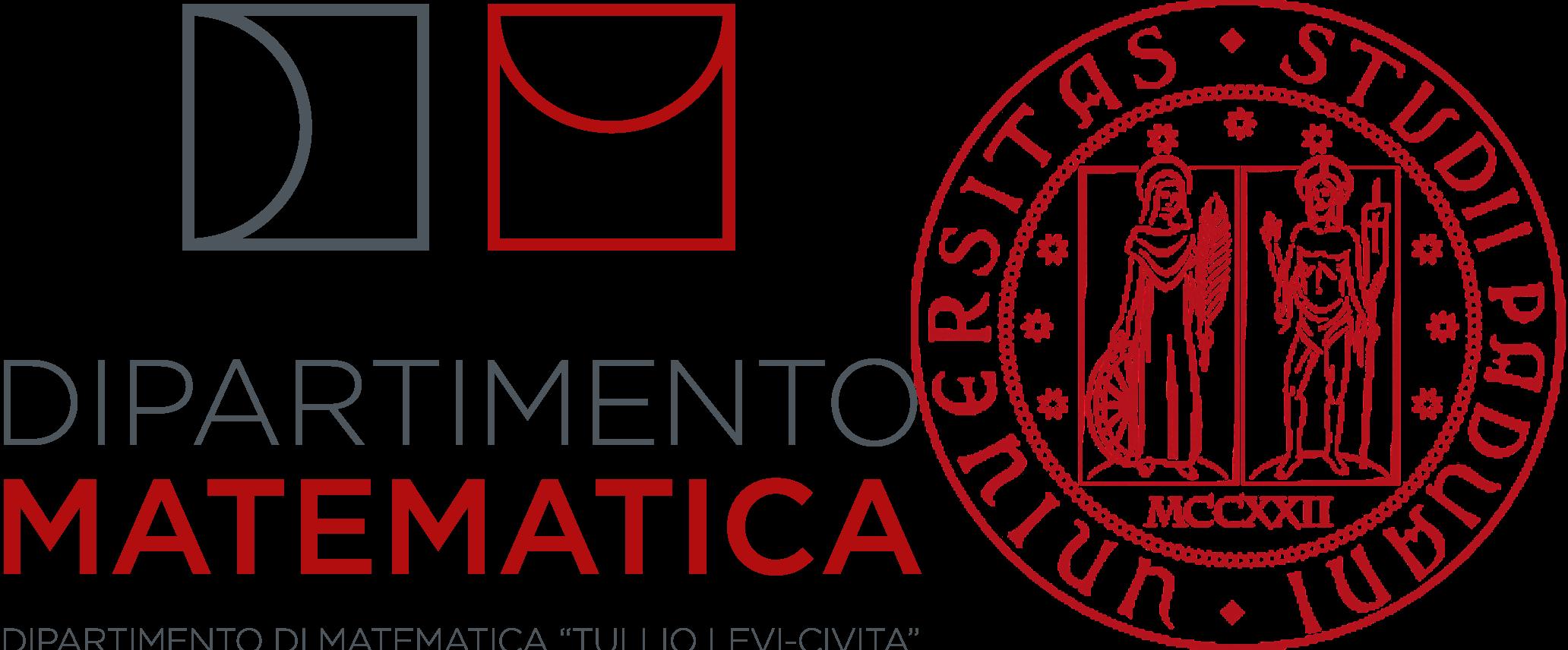 """Università degli Studi di Padova - Dipartimento di Matematica """"Tullio Levi Civita"""""""